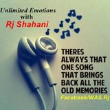 """Unlimited Emotions Poetry show with Rj Shahani on """"YAADAIN"""""""