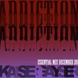Kaiser Gayser 'Addiction' December 2011 Essential Mix