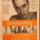 DJ Andy Taylor @ Boatspotting - 15th September 1996
