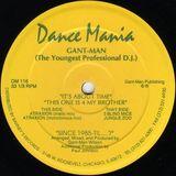 Gant Garrard AKA DJ Gant-Man - Diggin in The Crates Vol. 1 (Classic Chicago House)