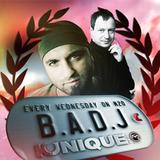 Kunique Badj on Radio M2O Wednesday January  09-2013