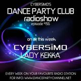 DANCE PARTY CLUB Ep. 156