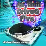 DJ Vinyl Fingers - Rhythm Drive At Five 3-21-17