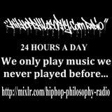 HipHopPhilosophy.com Radio - LIVE - 05-08-17