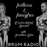 Oscars Debrief Special w/ Jonathan Glen on Footloose & Fancyfree w/ Danny & Miranda (01/03/2017)
