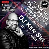 DJ Ken Ski Presents House Arrest Live On HBRS  10 -11-17