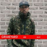 GRIMEYARD #22 w/ BANGANAGANGBANGERS and special guest WILEY October 6th 2015