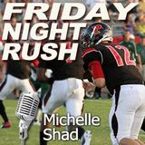 Michelle Shad, will share with listeners how she came to be an advocate for high school football
