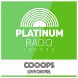 Cooops Live Platinum Radio London 19th June 2017 6-8pm