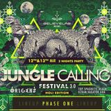 Orion Project - Jungle Calling Festival 3.0 (Holi Edition) - 14.03.17