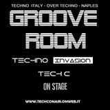 GROOVE ROOM PRESENT THE SESSION OVER TECHNO LIVE TECH C