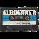 Peter Choyce, undated KXLU show