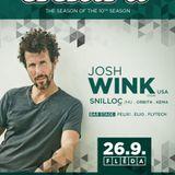 Josh Wink @ Elektra - Fléda Brno (Czech Republic) - 26-09-2014