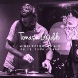 Tomasz Guiddo - 民生電氣 Minelectro Inc. Radio Show 19.06.2018 Taipei