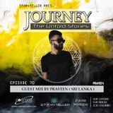 Journey - 70 guest mix by Praveen ( Sri Lanka ) on Cosmos Radio - Germany [27.06.18]