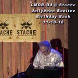 LMOR-DJ Set @ Stache - Jellybean Birthday Bash 11-10-18