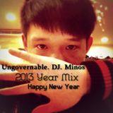 2013 Year Mix