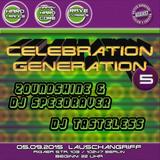 Live in Berlin @ Celebration Generation 5 - Sep. 5th 2015