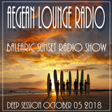 BALEARIC SUNSET SESSIONS - AIKO LIVE ON AEGEAN LOUNGE OCTOBER 05 2018