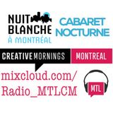 Cabaret CreativeMornings/Montréal - Nuit Blanche 1 of 2