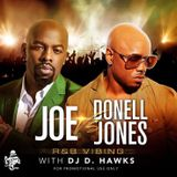 DJ D.HAWKS PRESENTS - JOE VS. DONELL JONES ... R&B SAUNA VIBES