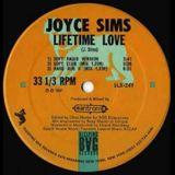 LIFETIME LOVE-JOYCE SIMMS