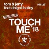 Promo Mix - Tom Novy & Jerry Ropero ft. Abigail Bailey - Touch Me '18