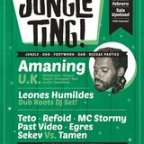 REFOLD @ JUNGLE TING! FEB 2015