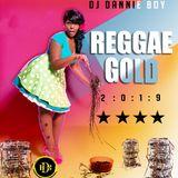 DJ DANNIE BOY _REGGAE GOLD 2019