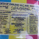 Armagideon North of Enland MC & Singjay @ Silversands, Venn Street, Huddersfield 14th June1985
