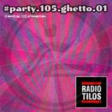 MustBeat show @ Tilos Radio FM90.3 | #party.105.ghetto.01 | 2018.sept.08