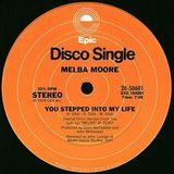 soul funk . melba moore - you stepped into my life