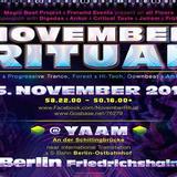 Raviv@November Ritual 2014
