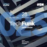 Tom Clyde & Pourtex - 025 TechFunk Radioshow on NSB Radio (28 November 2019)