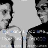 DJ Luca Effe - minD the sounD #2 live @ CARGO (Lato A)