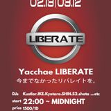 """JAPANESE R&B SET""liberate weekly mix #55  mixed by dj shin"