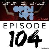 Simon Patterson – Open Up 104 (Blazer live from The Gallery Club)