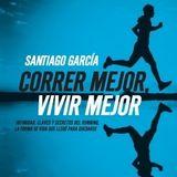25-10-2015 Nota a Santiago García periodista y maratonista.