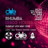 ALDANA Live @ Rhumba does Disco at DDE (The Tinsmith) (06-05-2018)