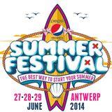 Jay Hardway - Live @ SummerFestival Antwerp (Belgium) 2014.06.28.