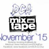 DCA Mixtape November 2015