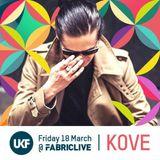 Kove – FABRICLIVE X UKF Mix