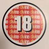 DIVINE! 18th Anniversary mix-CD (2008) PSYCH FREAKBEAT SOUL FUNK GARAGE MOD  R'N'B