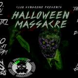 Syndrome Halloween Massacre - Yei-T & Toxic Green