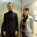 Tomoharu Mastuda and Yoshie Ota in Conversation: Spiral Art Space, Tokyo, Japan