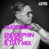 HUGOBEAT - ENDORPHIN SOUND B-DAY MIX