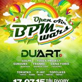 Dj Franke @ BPM Wars Open Air 2015