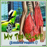 DJ D.V.A. - My Top 90-s!!! (Eurodance Megamix 5)