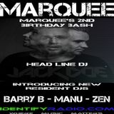 Marquee's Birthday Bash Mix - Special Guest Mix Jack Doe