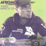 Afrojack - Live at Jacked Beach, Hyde Beach in Miami Music Week 2017